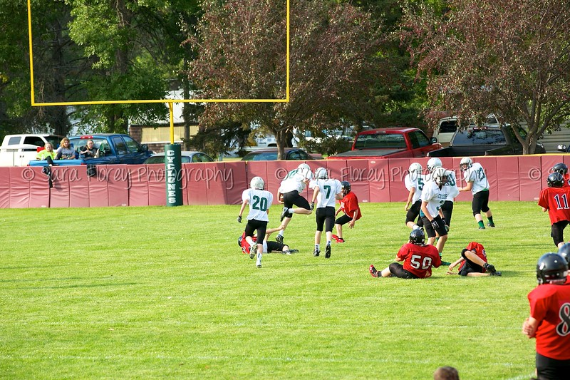 Jr High Football 72
