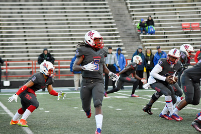 DeMatha vs. St. Johns boys varsity football WCAC Semifinal