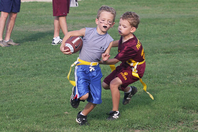 Flag DS Gold vs DS Maroon Aug 26, 2008