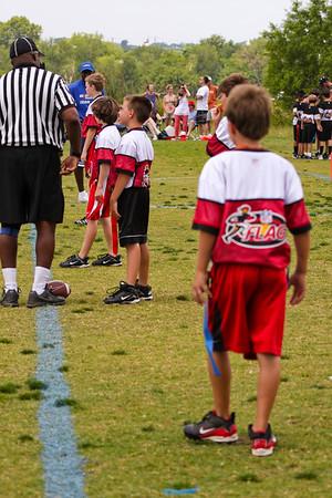 Albini Cardinals vs SWA Packers May 23, 2009