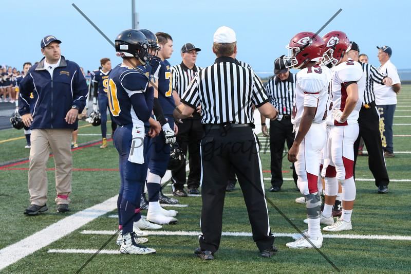Eastern York Varsity Football vs Gettysburg