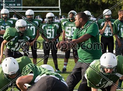 Edison @ Wakefield Freshman Football (22 Sep 2014)