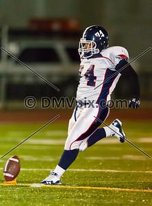Edison @ Wakefield JV Football (22 Sep 2014)