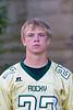#27 Fritz Mehling III<br /> 5-11 / 170 / Freshman<br /> Defensive Back<br /> Billings, MT – West HS<br /> Pre-Med <br /> Fritz and Julie Mehling
