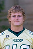 #46 Degan Barber<br /> 5-11 / 215 / Junior <br /> Linebacker<br /> Denton, MT – Denton HS<br /> Geology<br /> Dwight and LaDene Barber