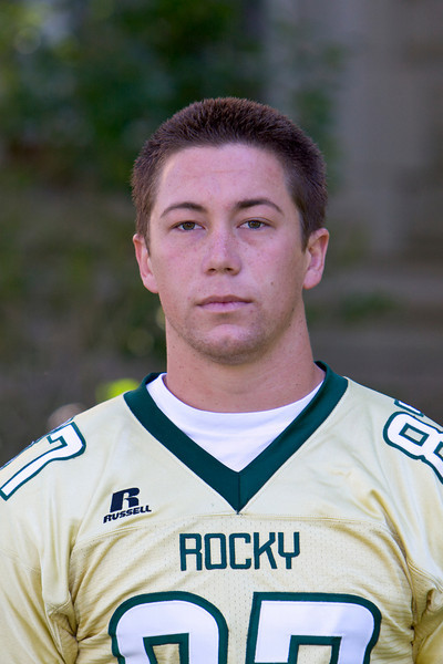 #87 RJ Koch <br /> 6-1 / 215 / Junior <br /> Wide Receiver<br /> Garden Grove, CA – Santa Ana JC <br /> Business<br /> Mark and Norma Walker / Mark and Kim Koch