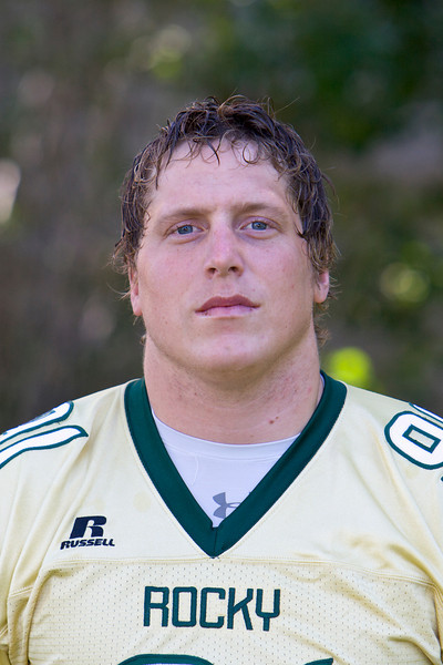 #91 Kane Nile<br /> 5-11 / 225 / Senior <br /> Linebacker<br /> Forsyth, MT – Forsyth HS<br /> Geology<br /> Kim and Nancy Nile