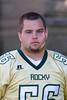 #56 Ryan McQuistan <br /> 5-8 / 210 / Freshman<br /> Linebacker<br /> Portland, OR – Westview HS <br /> Education<br /> Daniel and Margarite McQuistan