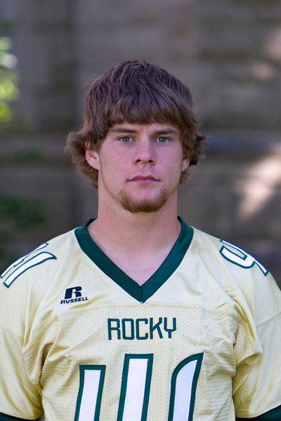 #41 Travis Smith <br /> 5-11 / 180 / Freshman <br /> Linebacker<br /> Centerville, MT – Centerville HS <br /> Business<br /> Tom and Donita Konesky