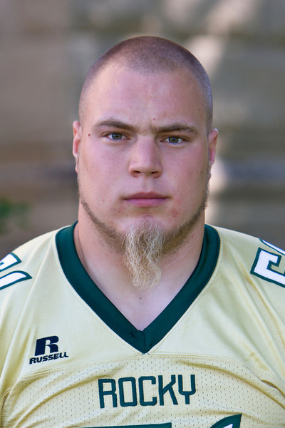 #51 Adam Husk<br /> 6-0 / 245 / Junior <br /> Defensive Line<br /> Colorado Springs, CO – Mitchell HS<br /> Physical Education<br /> Dennis Husk and Gary & Carol Hilty