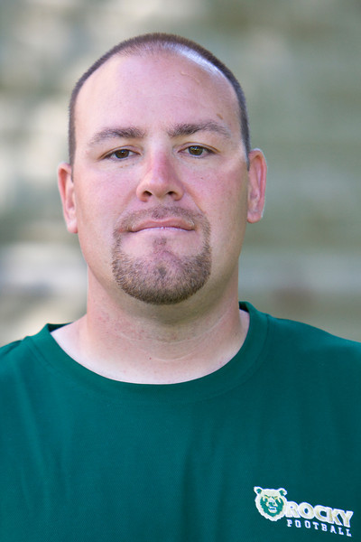 Offensive Coordinator/Offensive Line Coach Brian Armstrong