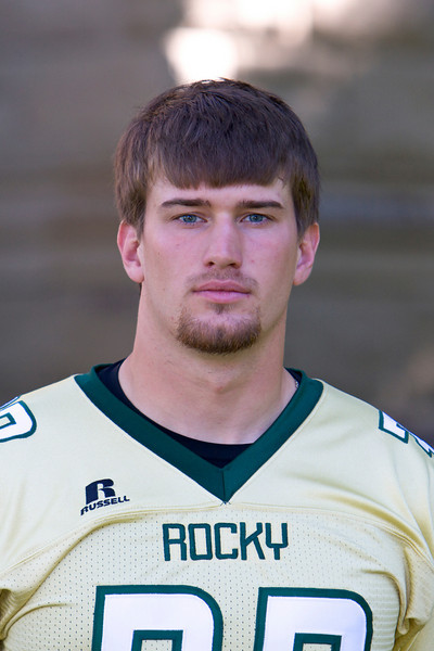 #33 Zack Billington<br /> 6-0 / 230 / Freshman <br /> Tight End <br /> Frenchtown, MT – Frenchtown HS <br /> Biology<br /> Les and Alita Billington