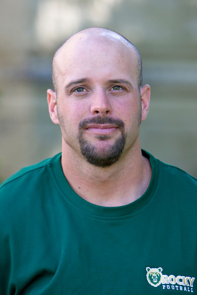 Wide Receivers Coach Justin Bernhardt