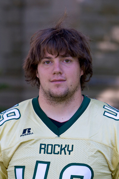 #49 Chris Teini<br /> 6-2 / 230 / Sophomore <br /> Linebacker <br /> Billings, MT – West HS<br /> Accounting <br /> Hugh and Sharyl Teini