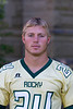 #24 Robert Chamberlin<br /> 5-10 / 185 / Junior<br /> Defensive Back<br /> Big Horn, WY – U of Wyoming <br /> Exercise Science<br /> Jim and Terry Fudge / Terry and Brandy Chamberlin