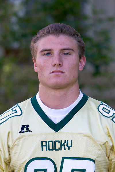 #97 Shawn Higginbotham<br /> 6-2 / 210 / Freshman<br /> Linebacker <br /> Huntington Beach, CA – Edison HS <br /> Education<br /> Steve and Ilicia Higginbotham