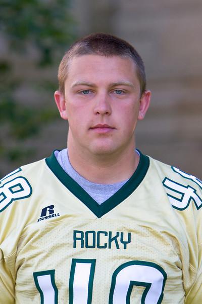 #48 Keith Mildren <br /> 5-10 / 190 / Freshman <br /> Linebacker <br /> Clancy, MT – Jefferson HS <br /> Aviation <br /> Al and Anna Mildren