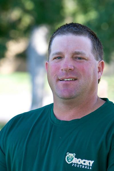 Inside Linebackers Coach Shawn Hollowell