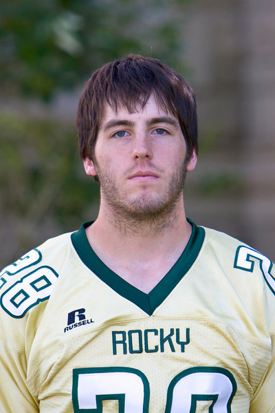 #28 Brad Ritterodt<br /> 6-0 / 165 / Freshman <br /> Wide Receiver <br /> Reed Point, MT – Reed Point HS <br /> Computer Science <br /> Bob and Terri Ritterodt