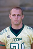 #21 Seth Blick<br /> 5-6 / 160 / Senior <br /> Defensive Back<br /> Castleford, ID – Idaho State U<br /> Secondary Education<br /> Rob and Sharlee Blick