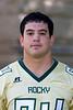 #54 Jason Rixford<br /> 6-0 / 225 / Junior <br /> Linebacker<br /> Butte, MT – Butte HS<br /> Biology<br /> Brad and Marilu Rixford