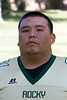 #61 Nathan Goodluck <br /> 6-0 / 320 / Senior <br /> Offensive Line<br /> Wyola, MT – Lodge Grass HS<br /> Physical Education<br /> Tex and Coty Goodluck