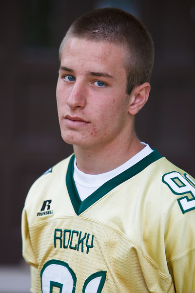 """#91 Levi Evjene<br /> <br /> Position: Linebacker<br /> Height: 6'1""""<br /> Weight: 170<br /> Class: Freshman<br /> Hometown: Big Timber, MT<br /> Previous School: Sweet Grass County HS<br /> Parents: Jed and Angie Evjene"""