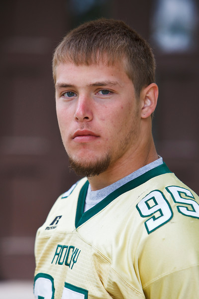 """#95 Shane Sparks<br /> <br /> Position: Linebacker<br /> Height: 6'0""""<br /> Weight: 210<br /> Class: Freshman<br /> Hometown: Clarksville, IN<br /> Previous School: Providence HS<br /> Parents: Greg and Laura Sparks"""