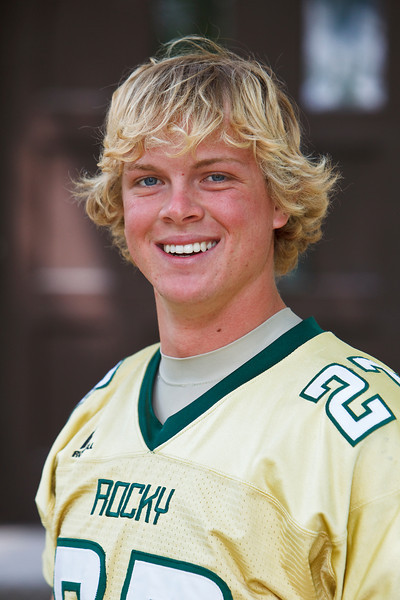 """#27 Fritz Mehling III<br /> <br /> Position: Defensive Back<br /> Height: 5'11""""<br /> Weight: 190<br /> Class: Sophomore<br /> Hometown: Billings, MT<br /> Previous School: West HS<br /> Parents: Fritz Mehling II and Julie Mehling"""