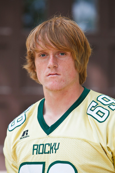 """#69 Patrick Lawler<br /> <br /> Position: Defensive Line<br /> Height: 6'1""""<br /> Weight: 200<br /> Class: Freshman<br /> Hometown: Billings, MT<br /> Previous School: West HS<br /> Parents: Ed and Faye Lawler"""
