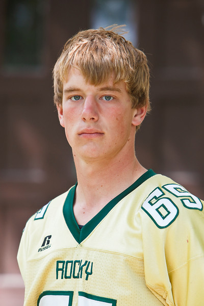 """#65 Jon Crow<br /> <br /> Position: Kicker<br /> Height: 6'3""""<br /> Weight: 175<br /> Class: Freshman<br /> Hometown: West Yellowstone, MT<br /> Previous School: West Yellowstone HS<br /> Parents: Tahni Longworth"""