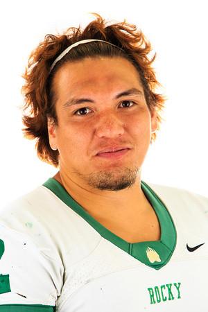 Jacob Barit<br /> Ht: 6-2, Wt: 250<br /> Position: LB<br /> Class: SR<br /> Major: Exercise Science<br /> Hometown: Waialua, Hawaii