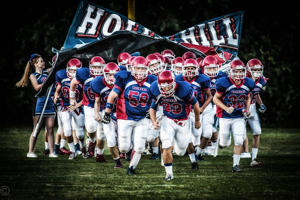 FB HHA vs Robert E Lee 9-11-15