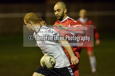 Boldmere St Michaels 2 Rushall Olympic 4