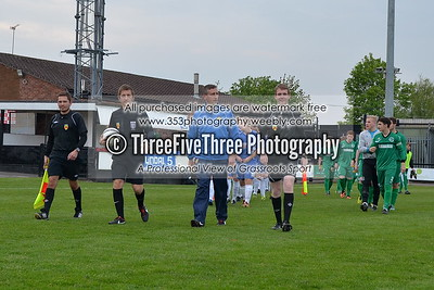 Newcastle Town Youth 2 Wolverhampton Casuals Youth 1