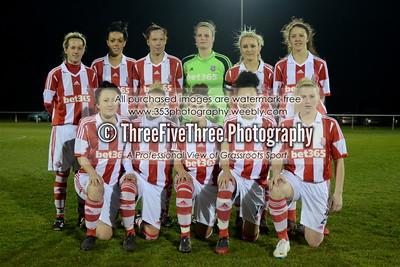 Stoke City Ladies 3 FC Reedswood Ladies 0