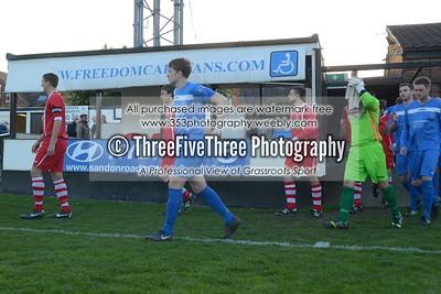 Wolstanton United 2 Hanley Town 1