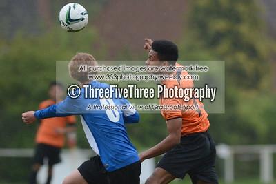 Highfields U18 1 St Peters U18 1