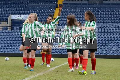 Sandwell Academy Girls U14 5 St Thomas Aquinas Girls U14 0