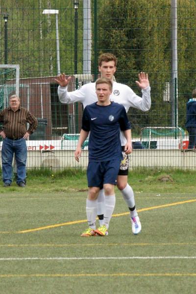 FC Espoo A vs. Valkeakoski 17.5.2012