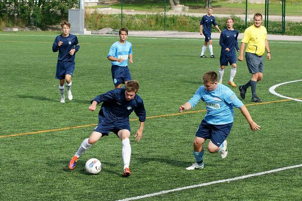 FC Espoo vs. Kaarina