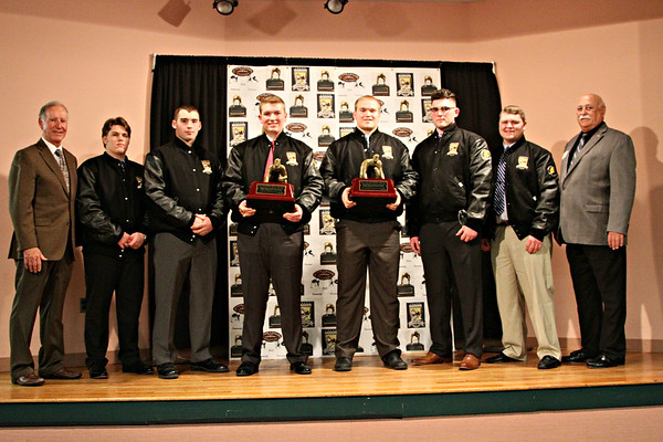 FRANK J. GAZIANO LINEMAN AWARDS 2016 held 2017