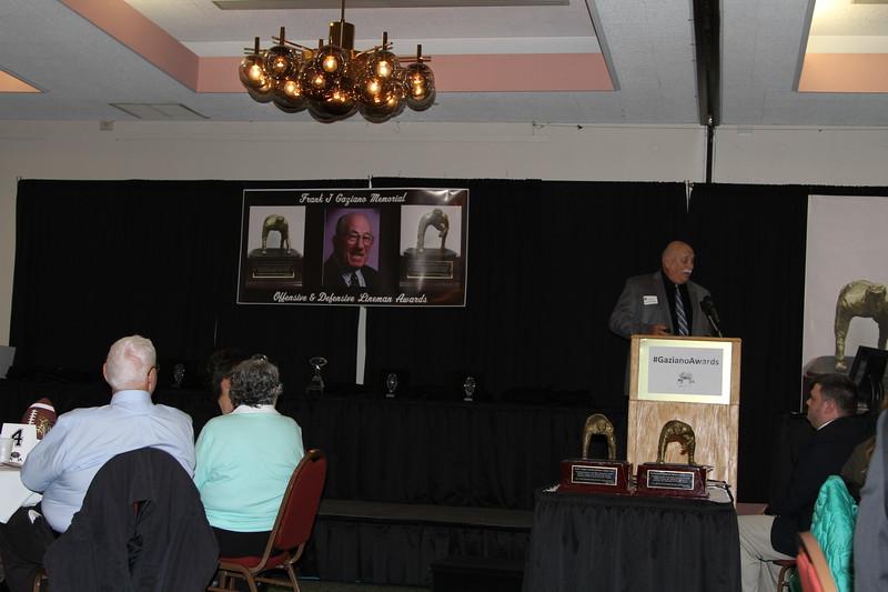 Frank Gaziano Lineman Awards January 28, 2017 076