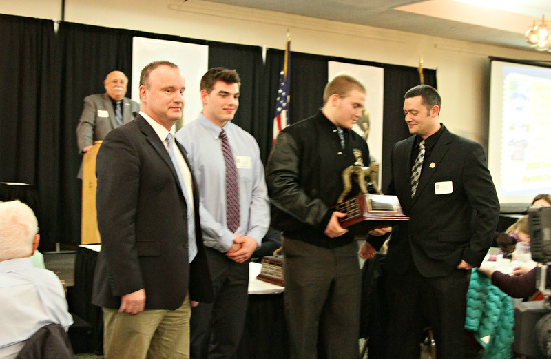Frank Gaziano Lineman Awards January 28, 2017 122