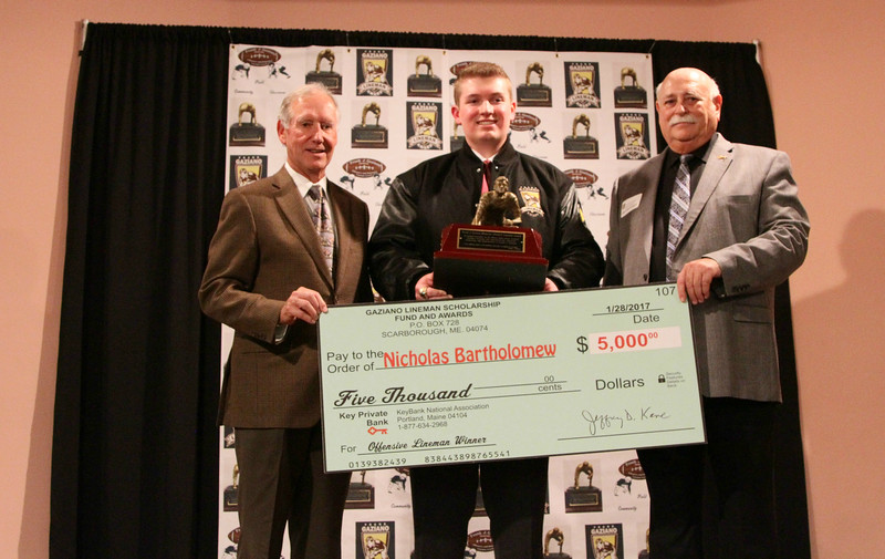 Frank Gaziano Lineman Awards January 28, 2017 171