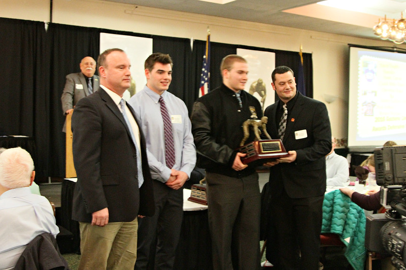 Frank Gaziano Lineman Awards January 28, 2017 123