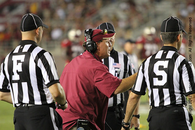 Uh guys... I don't think Jimbo agrees with that call... Don't miss new photos.  Get notifications via: