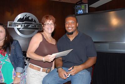 Michael Turner and Jody