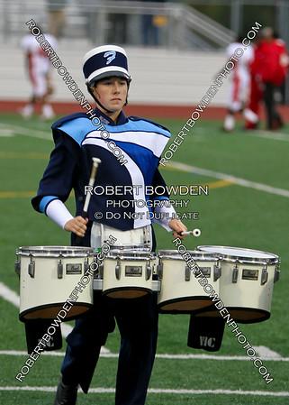 Farmington High School Drumline 2010-2011