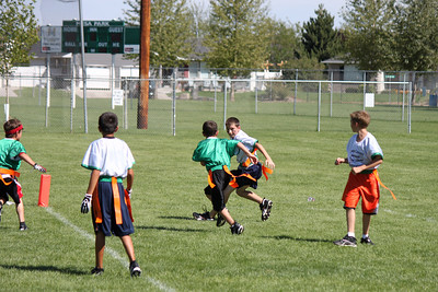 Final 2010 Flag Football Game